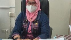 Kasubid Pengadaan ASN BKD Provinsi Sultra, Hadrawati Hasjid. (Foto: Al Iksan/SULTRAKINI.COM)