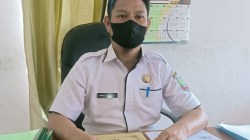 Kabid Konsumsi dan Keanekaragaman Pangan, Ahmad Sukamto Tayeb. (Foto: Aripin Lapotende/SULTRAKINI.COM)