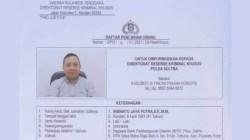 Mantan Kepala Bank Sultra Cabang Konkep Masuk DPO