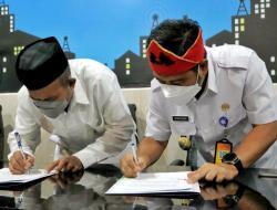 Dua Aplikasi Terobosan Pemkot Kendari Direplikasi Inspektorat Kabupaten Morowali