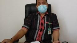 Direktur RSUD Muna dr. Muhamad Marlin, (Foto: LM Nur Alim/SULTRAKINI.COM)