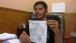 Ditemukan Puluhan Surat Keterangan Palsu Untuk Dipakai di Pilwali Kendari