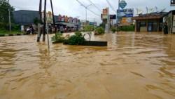 Hujan Dua Hari, BTN Wirabuana Terendam