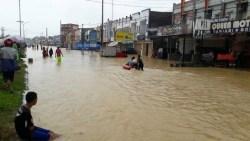 Banjir Kepung Kendari