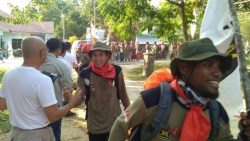 Siap Berhijrah, PKS Konawe Gelar Apel Siaga