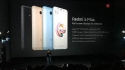 Ini Harga Redmi 5 dan Redmi 5 Plus