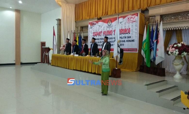 Raih Delapan Kursi, PAN Dominasi Kursi Ketua DPRD Konawe