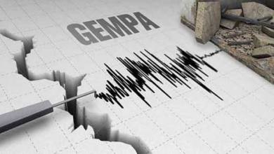 Photo of Wilayah Wakatobi Diguncang Gempa Tektonik 5,5 SR