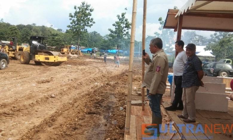 Pameran Expo Ke-60 Konawe Dibuka Besok, Bupati dan Wabup Tinjau Lokasi