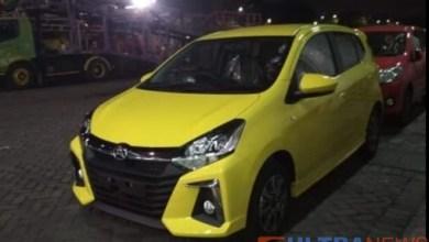 Launching Mobil Daihatsu Ayla Minor Change, MRM Kendari Diskon Besar-besaran