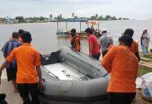 Photo of Perahu Tenggelam di Sungai Muara Sampara, Satu Orang Dilaporkan Hilang
