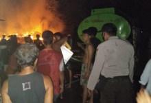 Photo of Diduga Korsleting Listrik, Ini Kronologi Terbakarnya Rumah Warga di Koltim