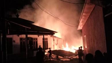 Photo of Breaking News: Kebakaran Rumah di Konawe, Api Sulit Dipadamkan