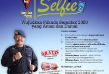 Photo of Brimob Polda Sultra Adakan Lomba Foto Selfie Wujudkan Pilkada Aman dan Damai