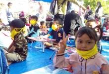 Photo of Hari Pahlawan, Kedai Intro Dan P3MD Butur  Gelar Lomba Mewarnai, Baca Puisi