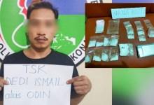 Photo of Pemuda Asal Unaaha Ditangkap Polisi Usai Ambil Paket Sabu Ratusan gram