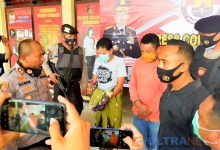 Photo of Akhir Kisah Pelarian Pelaku Pembakaran di Kebi, Tak Berkutik Ditangan Polisi