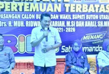 Photo of Ridwan Zakaria : Jika Terpilih, Utang Infrastruktur Jalan Saya Akan Bayar