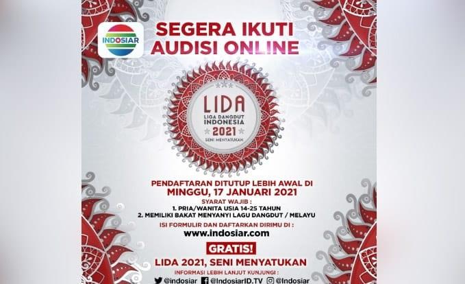 Audisi Lida Indosiar
