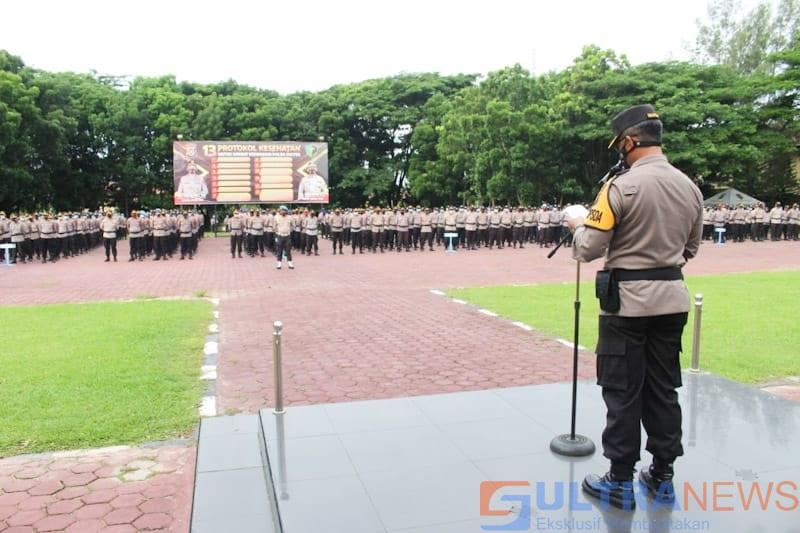 Pengamanan Pilkada Sultra