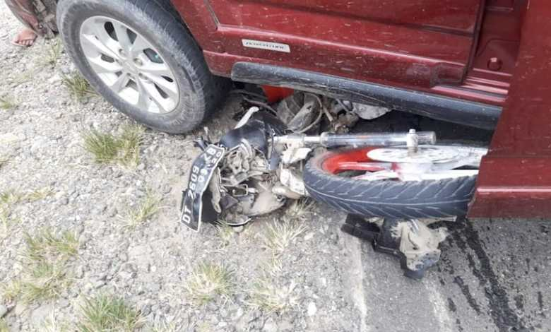 kecelakaan motor di Koltim