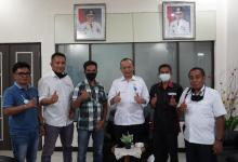 PWI Sultra Bersama BLK Kendari, Bangun Sinergi Peningkatan Produktifitas Wartawan