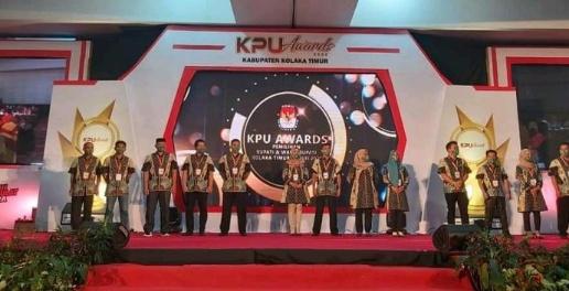 Terkesan Menjadi Ajang Pamer, Kegiatan KPU Awards di Kendari Diduga Syarat Nepotisme