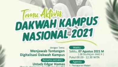Ingat! FMDKI Pusat Bakal Adakan Temu Aktivis Dakwah Kampus Nasional