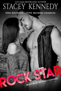 Review: Rock Star by Stacey Kennedy