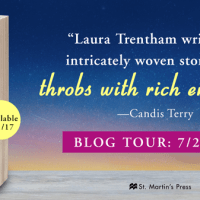 Blog Tour: Leave the Night On by Laura Trentham