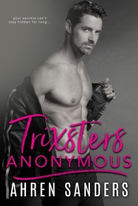 Review: Trixsters Anonymous by Ahren Sanders