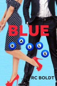 Dual Review: Blue Balls by R.C. Boldt