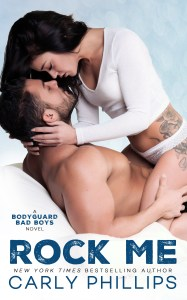 Review: Rock Me by Carly Phillips