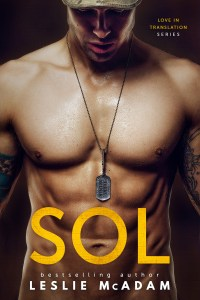 Review: Sol by Leslie McAdam