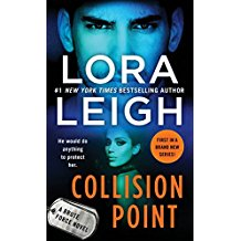 Collision Point by Lora Leigh is now live!