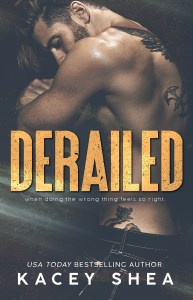 Release Blitz & Review: Derailed by Kacey Shea