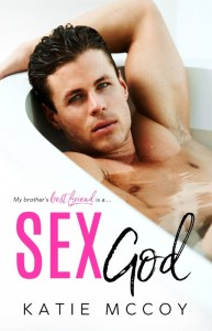 Review: Sex God by Katie McCoy