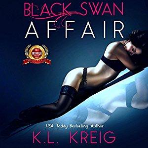 Audio Review: Black Swan Affair by K.L. Kreig
