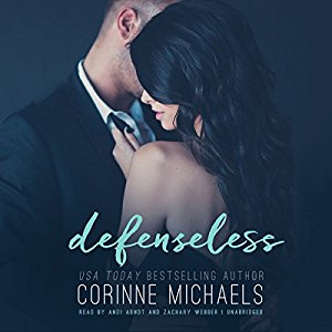Audio Review: Defenseless by Corinne Michaels