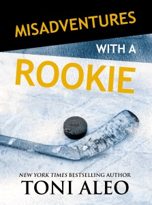 Misadventures With A Rookie by Toni Aleo Release & Review
