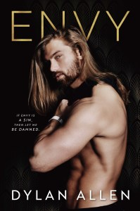 Envy by Dylan Allen Release & Review