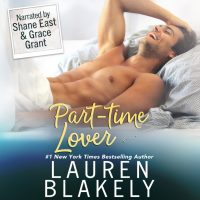Audio Review: Part-Time Lover by Lauren Blakely