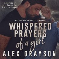 Audio Review: Whispered Prayers of a Girl by Alex Grayson