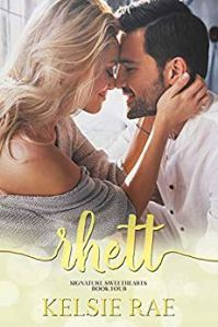 Rhett by Kelsie Rae Release & Review