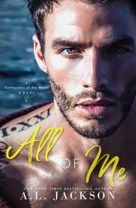 All of Me by A.L. Jackson Release & Review