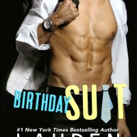 Birthday Suit by Lauren Blakely Release Blitz & Review