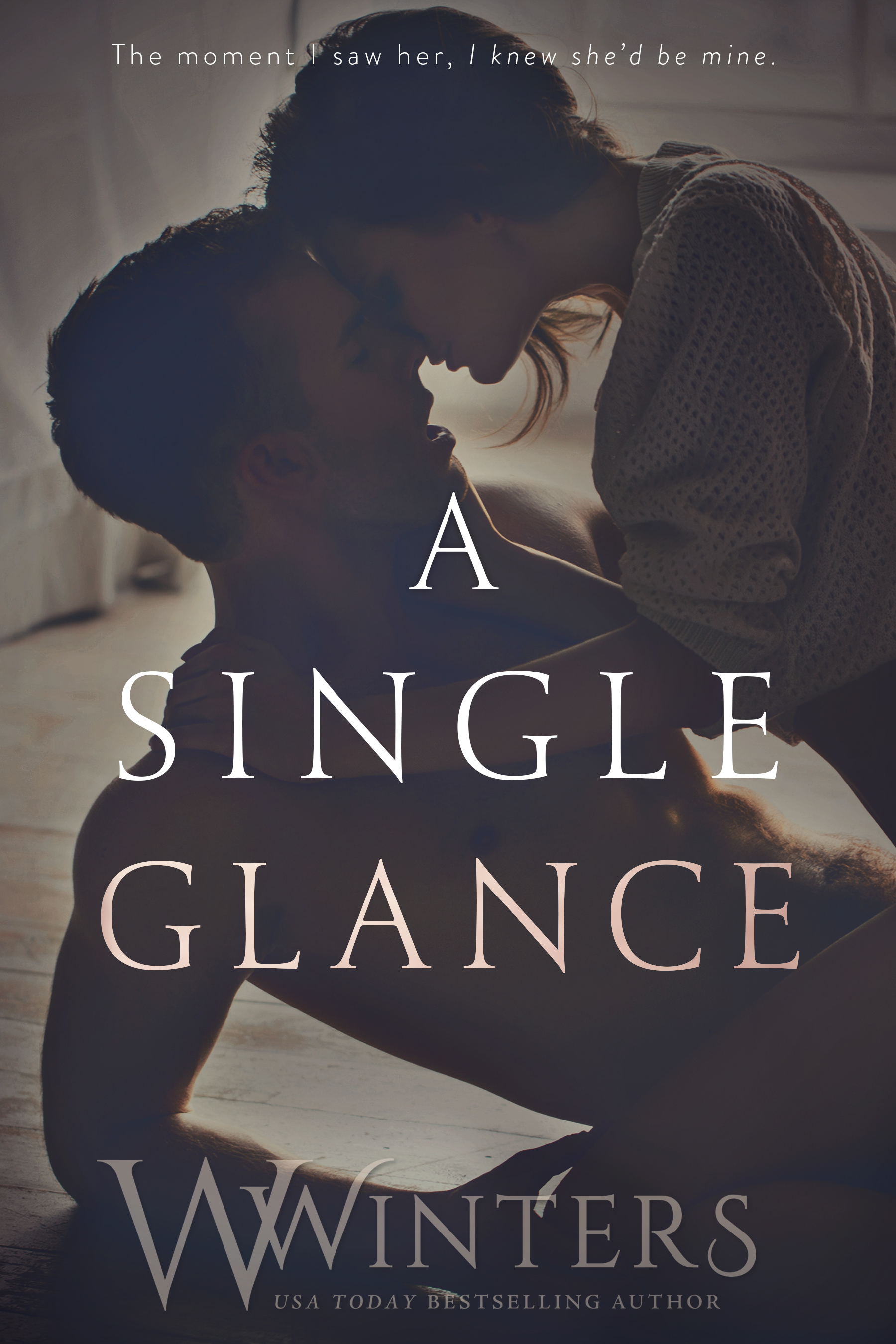 A Single Glance by Willow Winters Release Blitz & Review