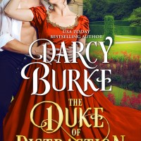 The Duke of Distraction by Darcy Burke Blog Tour   Review