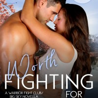 Worth Fighting For by Laura Kaye Blog Tour | Review