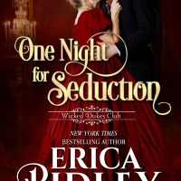One Night of Seduction by Erica Ridley Blog Tour | Review